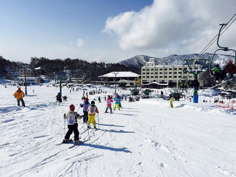 場 群馬 スキー